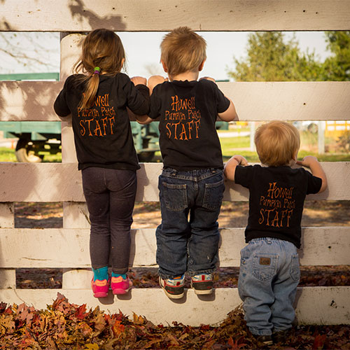 Exciting Fall Fun on the Farm at Howell's Pumpkin Patch